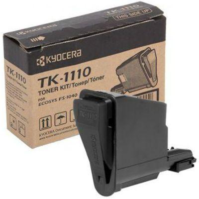 Тонер-картридж Kyocera TK-1110 Black/Черный (1T02M50NX0)