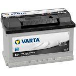 Автомобильный аккумулятор Varta Black Dynamic 70 о.п. E9 (570 144 064) низк. 0081658