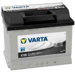 Автомобильный аккумулятор Varta Black Dynamic 56 п.п. C15 (556 401 048) 9107005