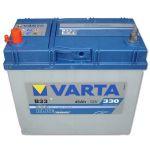 Автомобильный аккумулятор Varta Blue Dynamic Asia 45 п.п. B33 (545 157 033) узк.кл. 9107078