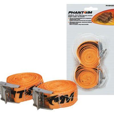 Ремень Phantom для крепления груза с фиксатором 2.5м PH6423 881089