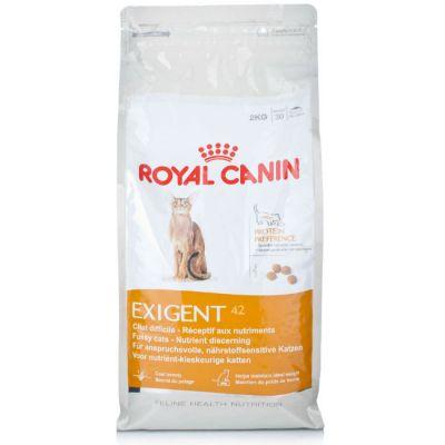 Сухой корм Royal Canin Exigent Protein Preference для сверхпривередливых кошек 400г (472004)