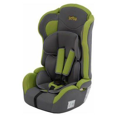 Детское автокресло Selby LC-2315 От 9 до 36 кг зеленый/серый 827197