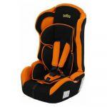 Детское автокресло Selby LC-2315 От 9 до 36 кг оранжевый/черный 827199