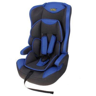 Детское автокресло Selby LC-2315 От 9 до 36 кг синий/черный 827202