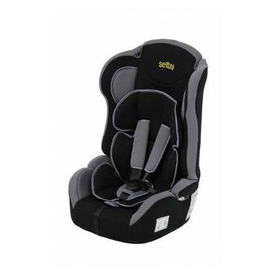 Детское автокресло Selby LC-2315 От 9 до 36 кг черный/серый