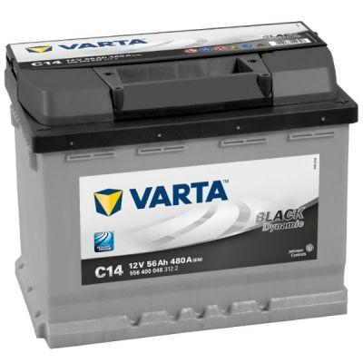 ������������� ����������� Varta Black Dynamic 56 �.�. C14 (556 400 048) 9107087