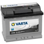 Автомобильный аккумулятор Varta Black Dynamic 56 о.п. C14 (556 400 048) 9107087