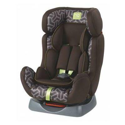 Детское автокресло Happy Baby Voyager От 0 до 25 кг коричневый/лайм 4690624015465
