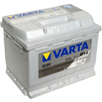 ������������� ����������� Varta Silver Dynamic 63 �.�. D39 (563 401 061) 9107095
