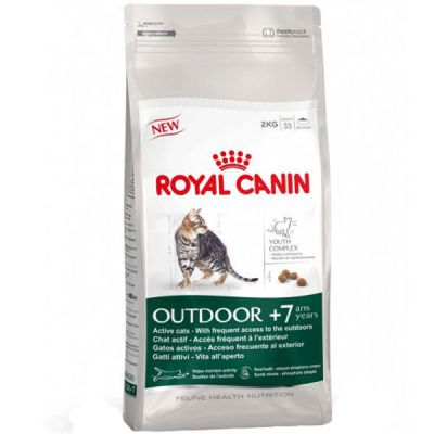 ����� ���� Royal Canin Outdoor +7 ��� ����� ������ 7���, ������� ������ �� ����� 400� 494004