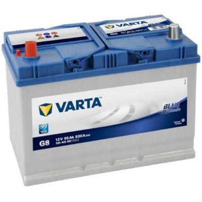 Автомобильный аккумулятор Varta Blue Dynamic Asia 95 п.п. G8 (595 405 083) 9107111