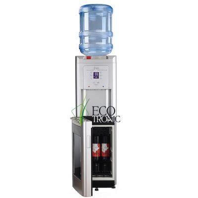 Кулер для воды Ecotronic напольный C15-LZ с винным шкафчиком