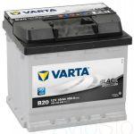 Автомобильный аккумулятор Varta Black Dynamic 45 п.п. B20 (545 413 040) 9135070