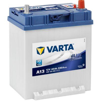 ������������� ����������� Varta Blue Dynamic Asia 40 �.�. A13 (540 125 033) ���.��. 9159339
