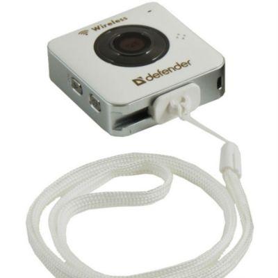 Веб-камера Defender Multicam WF-10HD (белая) 63901