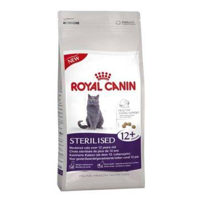 Сухой корм Royal Canin Sterilised 12+ для кастрированных котов и кошек старше 12 лет 2кг 533020