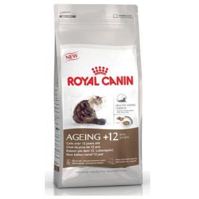 Сухой корм Royal Canin Ageing +12 для кошек старше 12 лет 2кг 498020