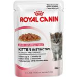 Паучи Royal Canin Kitten Instinсtive для котят в желе 85гр 783001