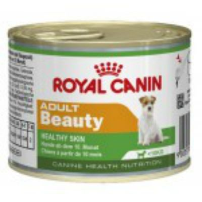 �������� Royal Canin ADULT BEAUTY MOUSSE ��� �������� ����� 195� 778002