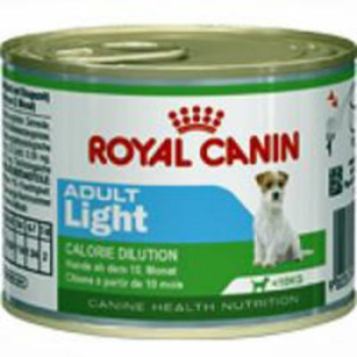 Консервы Royal Canin ADULT LIGHT MOUSSE для взрослых собак 195г 779002