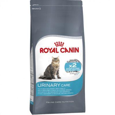 Сухой корм Royal Canin Urinary Care для кошек профилактика мочекаменной болезни 400г 641004