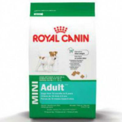 Сухой корм Royal Canin MINI ADULT для собак мелких пород 800г 306008