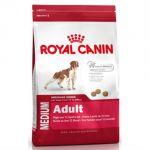 Сухой корм Royal Canin MEDIUM ADULT для собак средних пород 4кг 321040