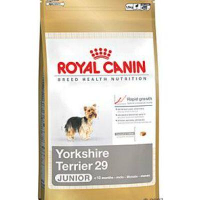 Сухой корм Royal Canin MINI YORKSHIRE JUNIOR для щенков йоркширов и собак мелких пород 500г 167005