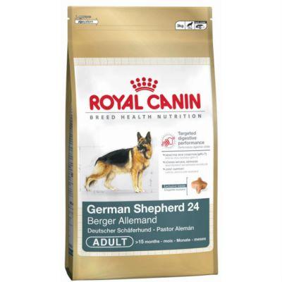Сухой корм Royal Canin GERMAN SHEPHERD ADULT для немецкой овчарки 3кг 342030