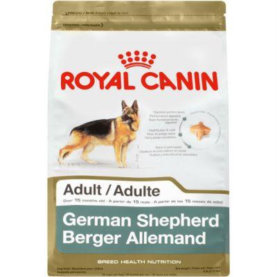 Сухой корм Royal Canin GERMAN SHEPHERD ADULT для немецкой овчарки 12кг 342120