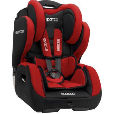 Детское автокресло Sparco F 700 K От 9 до 36 кг черный / красный SPC/DK-300 BK/RD