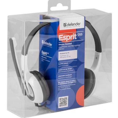 Гарнитура Defender Esprit-055 63055