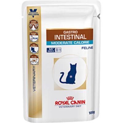 ����� Royal Canin Gastro Intestinal Moderate Calorie ��� ����� ��� ���������� ����������� 100� 767001