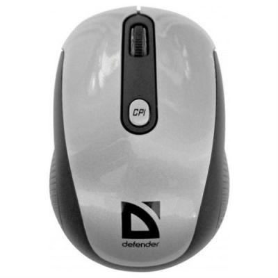 ���� ������������ Defender Optimum MS-125 Nano Grey 52125