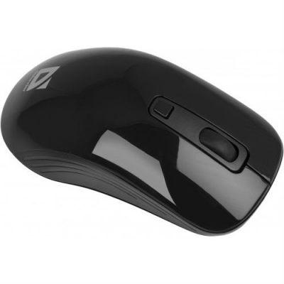 Мышь беспроводная Defender Datum MB-065 Black 52065