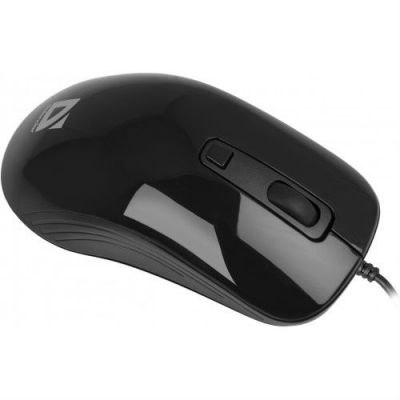 Мышь проводная Defender Datum MB-060 Black 52060