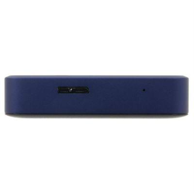 ������� ������� ���� Western Digital WDBCHW0020BBA-EEUE My Passport Ultra Metal Edition Blue-Black