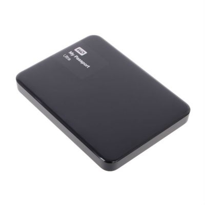 Внешний жесткий диск Western Digital WDBDDE0010BBK-EEUE My Passport Ultra Black