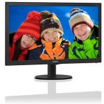 Монитор Philips 240V5QDAB/00(01) Black