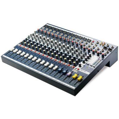 Микшерный пульт Soundcraft EFX12 аналоговый