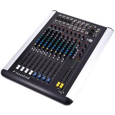 Микшерный пульт Soundcraft M4 аналоговый