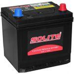 Автомобильный аккумулятор Solite Asia 50 А/ч, о.п.(50AL) квадрат с буртиком 9135124