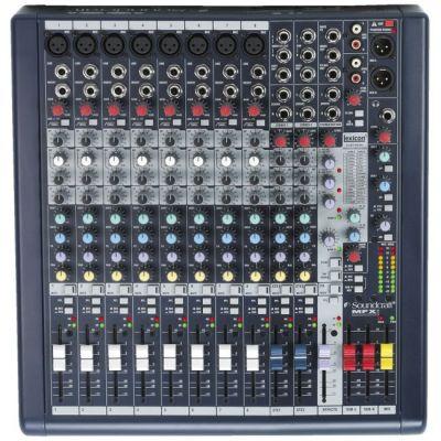 Микшерный пульт Soundcraft MFXi8 аналоговый