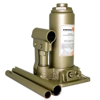 Домкрат Forra FR-12 гидравлический бутылочный,210мм-405мм, 12 тонн