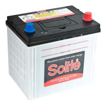 Автомобильный аккумулятор Solite Asia 70 А/ч,о.п. (85D23L) (2015) 9135127