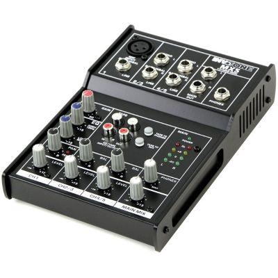 Микшерный пульт Invotone MX5 аналоговый