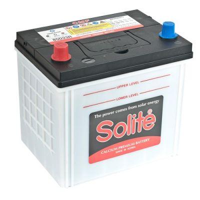 Автомобильный аккумулятор Solite Asia 70 А/ч,п.п. (85D23R) 9135129