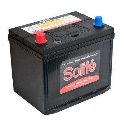 Автомобильный аккумулятор Solite Asia 70 А/ч,п.п. (85D23R) B/H с буртиком 9135130