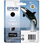 Картридж Epson T7601 Black/Черный (C13T76014010)